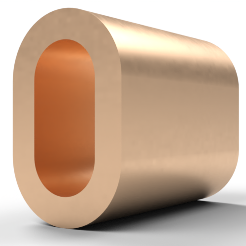 code 1.5 copper ferrule