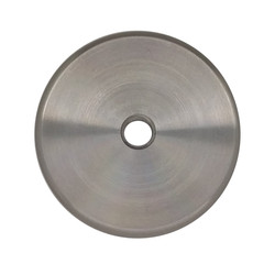 50mm x 6mm x M8 Stainless Steel Cover Plate