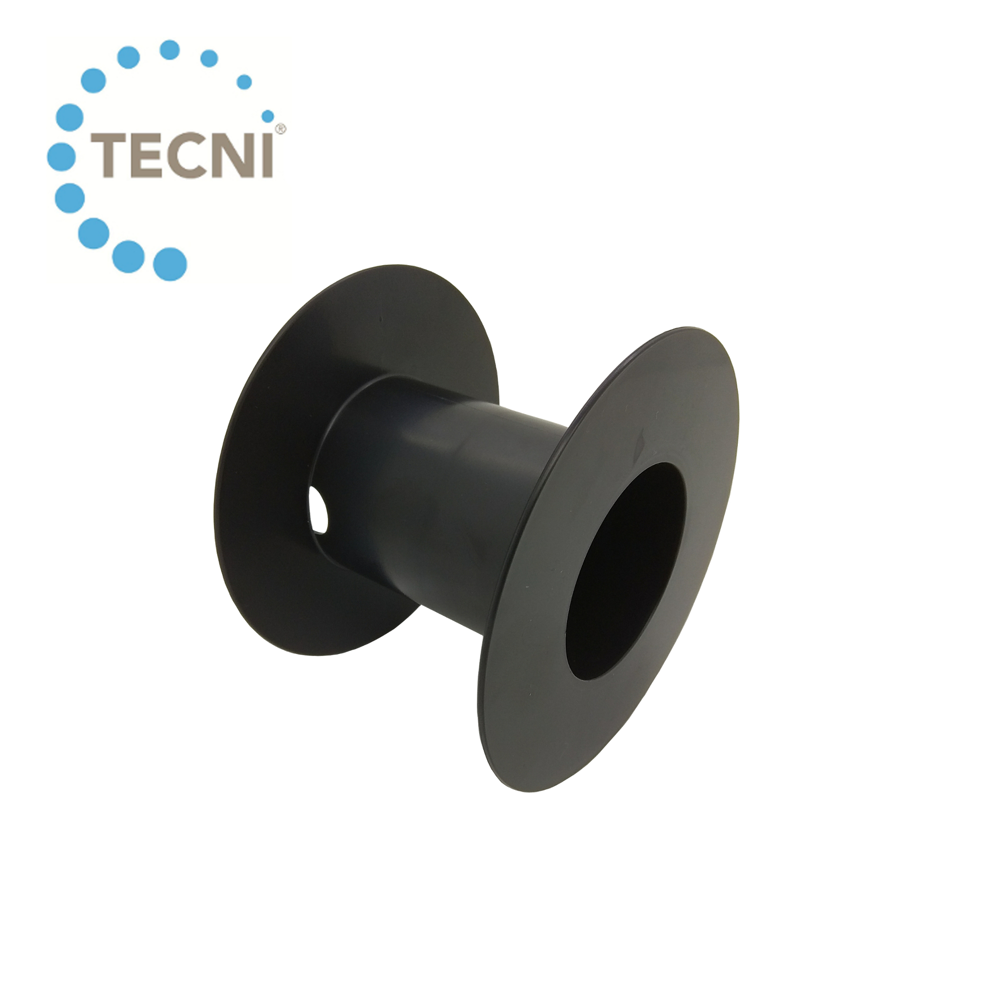 Plastic Reel for Cable 100mm x 70mm