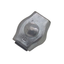 2mm Galvanised Simplex Wire Rope Clip/Grip