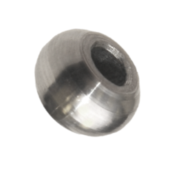 BA3-1 Stainless Swage Ball Fitting 0.8mm - 1mm