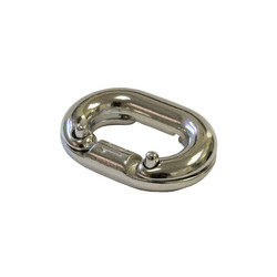 Steel Chain Replacement link 5mm