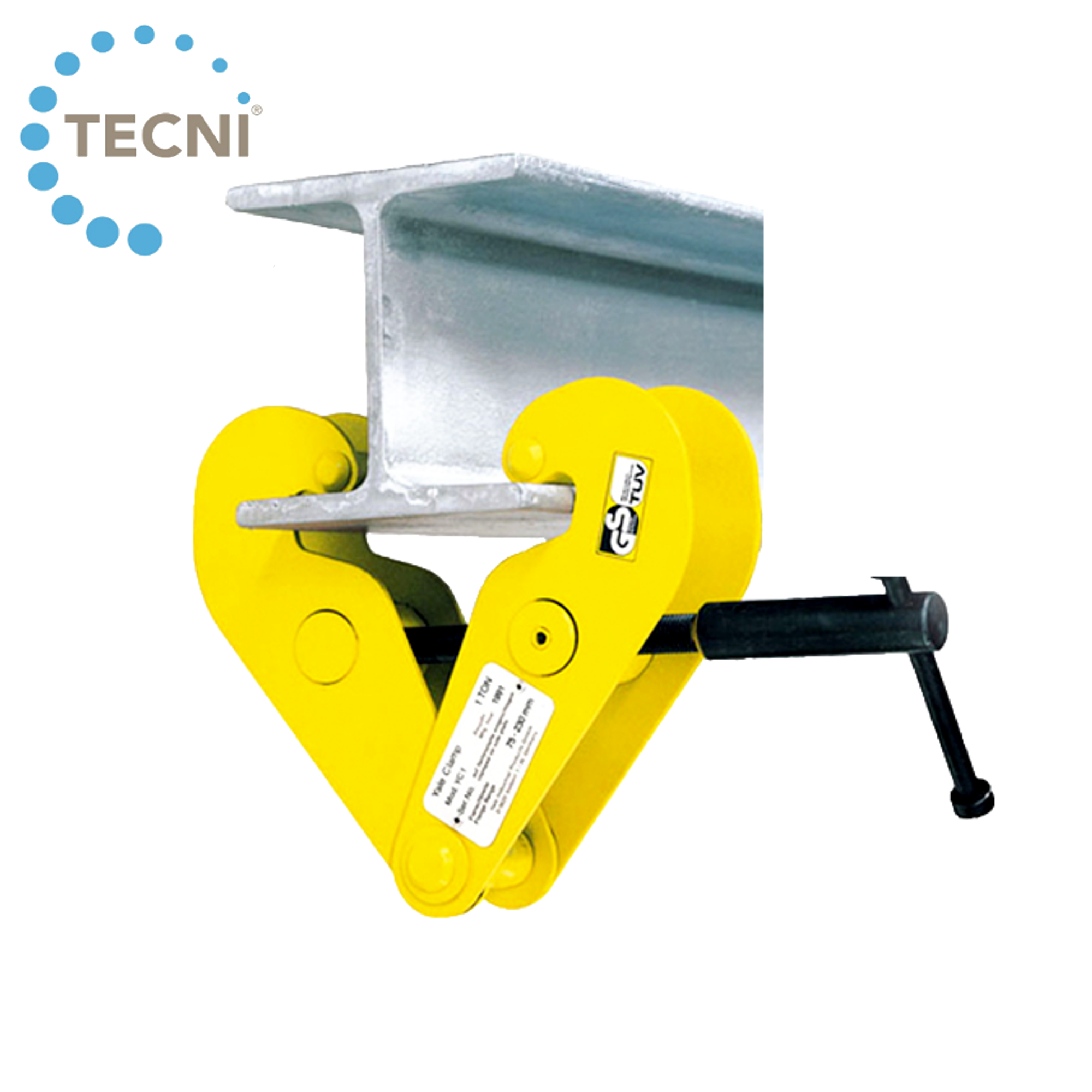 Yale YC-3 Beam Clamps from TECNI uk