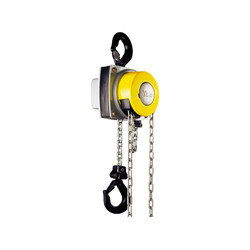 Yalelift 360 Hand Chain Hoist 6 Metres Height of Lift 1000kgs WLL