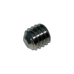 M6x6 DIN 914 Socket Set Screw with Cone Point