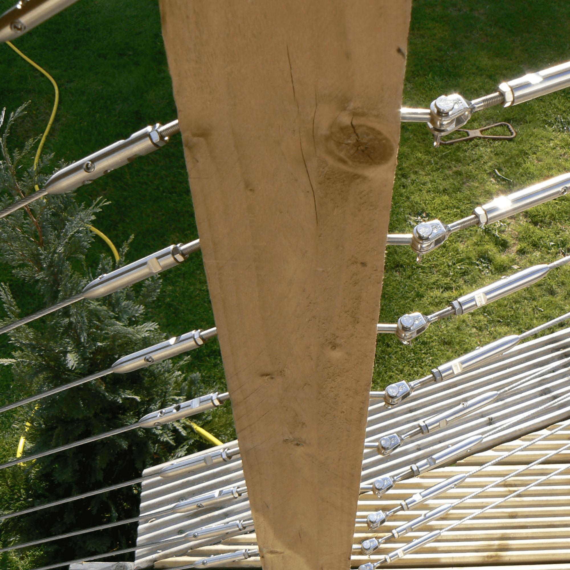 TECNI 4mm Balustrade System