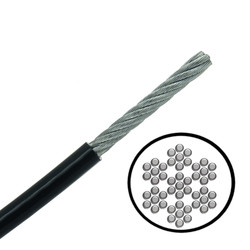 1.5mm 7x7 Stainless Nylon
