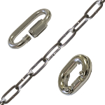 Stainless Steel Chain & Components