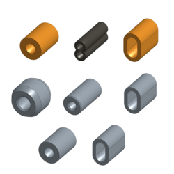 Ferrules & Crimps in Aluminium, Copper & Stainless Steel