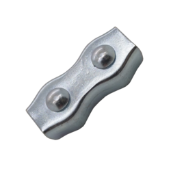 Zinc Plated Duplex Wire Rope Clip