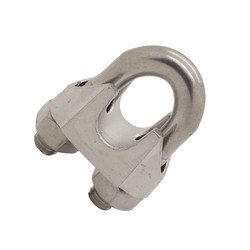 Stainless Steel Wire Rope Clips Grips DIN 741