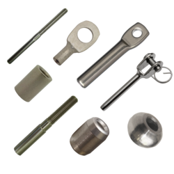 Stainless Steel Swage Fittings
