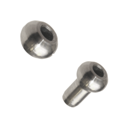 Stainless Steel Single Shank Ball Fitting Ball Fittings for Aircraft Cable