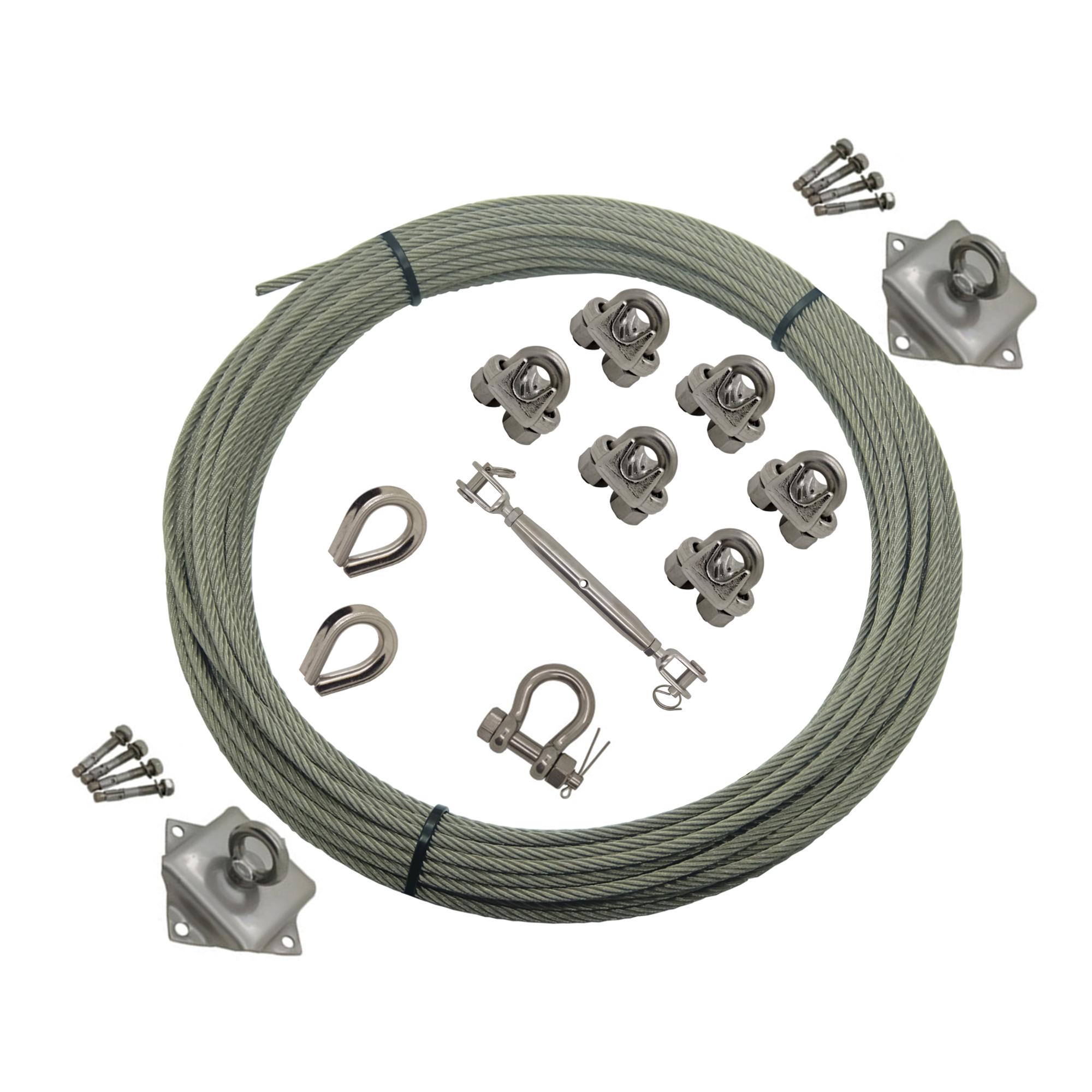 TECNI Ltd Stainless Steel Catenary Kit