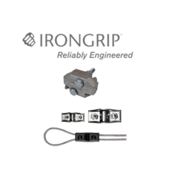 IRONGRIP Load Rated Rope Clips