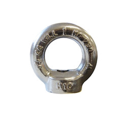 Stainless Steel Lifting Eye Nuts - DIN 582