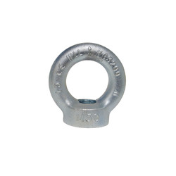 Zinc Plated Lifting Eye Nuts - DIN 582